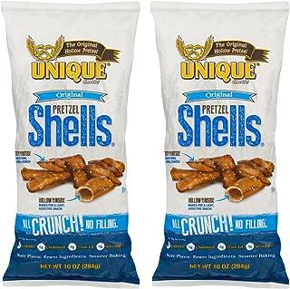 """Unique Pretzel """"Shells"""" (Pack of Two - 10 Oz. Bags)"""