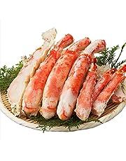 タラバガニ ハーフポーション カット済み 本たらばがに 化粧箱【蟹卸直売店 カニ工場】 (ボイル 1kg)