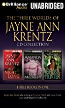 The Three Worlds of Jayne Ann Krentz: All Night Long, Lie By Moonlight, Ghost Hunter