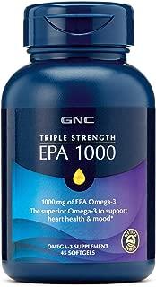 GNC Triple Strength - EPA 1000