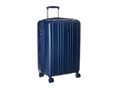 Hedgren Gate Medium 24 Expandable Spinner (Navy Peony) Luggage