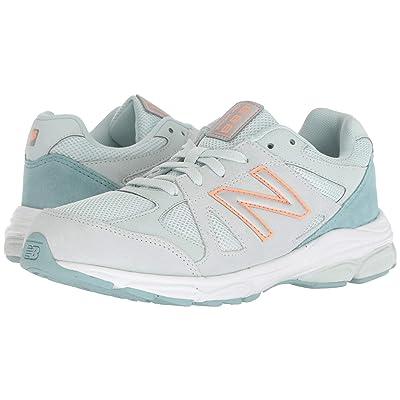 New Balance Kids 888v1 (Big Kid) (Ocean Air/Dragonfly) Girls Shoes