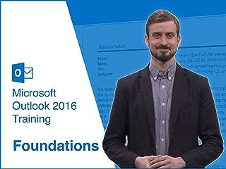 Microsoft Outlook 2016 - Training