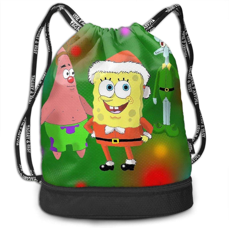 Spongebob Christmas.Psnsnx Backpack Spongebob Christmas Gift Merry Christmas