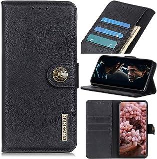 حالات LG For LG K41S Cowhide Texture Horizontal Flip Leather Case with Holder & Card Slots & Wallet(Black) حالات LG (Color...