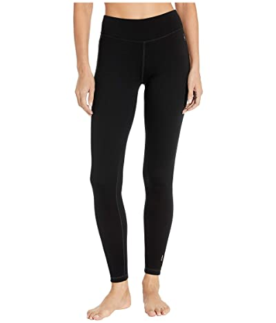 Smartwool Merino 250 Base Layer Bottoms (Black) Women