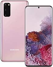 Samsung Galaxy S20 (5G) 128GB SM-G981B Factory Unlocked Smartphone - International Version (Cloud Pink)