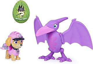 PAW Patrol Dino Rescue Skye i dinozaur figurka zestaw dla dzieci w wieku od 3 lat