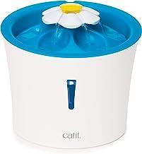 Catit Water Fountain, White/Blue