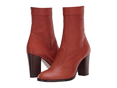 Marc Jacobs Sofia Loves The Ankle Boot 85 mm (Whiskey) Women
