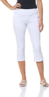 SLIM-SATION Women's Capri Pant