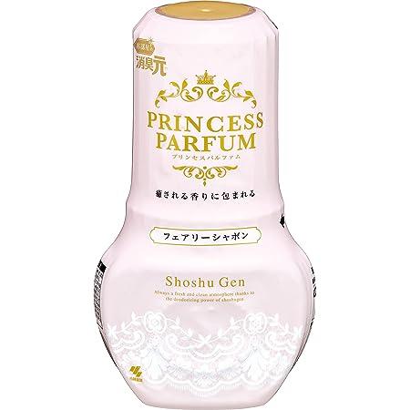 小林製薬のお部屋の消臭元 パルファムプリンセス フェアリーシャボン 消臭芳香剤 部屋用 400ml