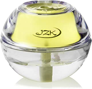 Humidifier by JZK, Air Cool Mist Humidifiers are Perfect to Purify any Personal Bedroom, Car, Desk or Babies Room, Comes with filter and easy to use on any Desk or for Travel! (Small, Yellow)