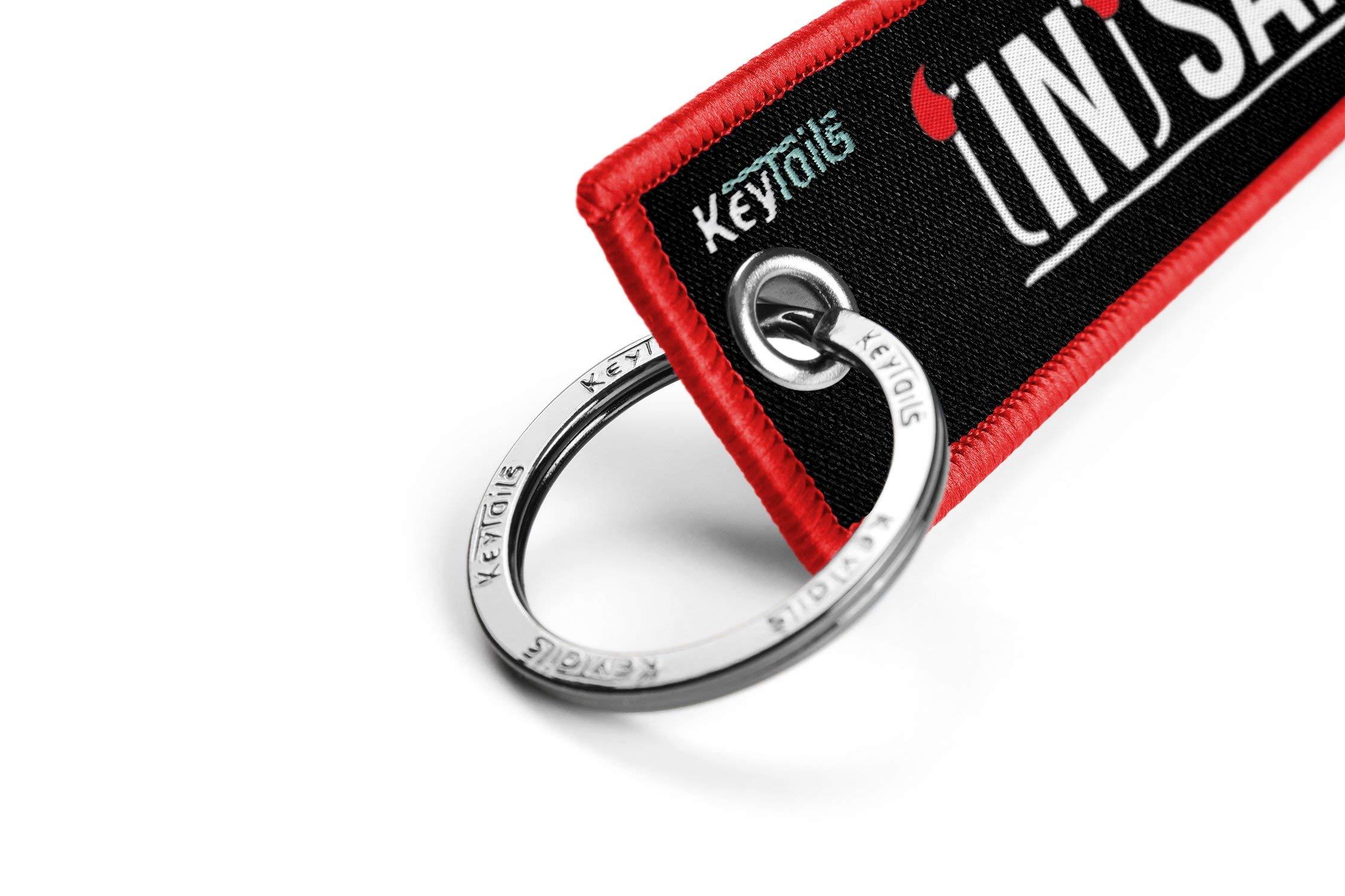 Premium Quality Key Tag Zupra Keychain fits Toyota Supra KEYTAILS Keychains BMW Z4