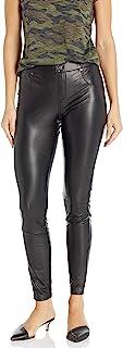 Women's Leatherette Leggings