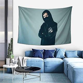 アラン-ウォーカー (4) インテリア タペストリー多機能壁掛け リビングルーム ベッドルーム おしゃれ ポスター 壁画 背景布 簡単撮影用 装飾布 ウォールデコレーション パーティー 個性プレゼント 新居祝い