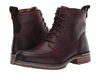 Lucky Brand Garrison (Red Brown Crazy Horse) Men