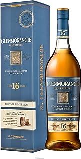 Glenmorangie The TRIBUTE 16 Years Old Highland Single Malt Heritage Spirit Batch Whisky 1 x 1 l