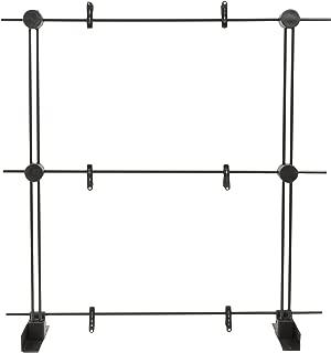 Allen EZ Set Target Stand, Black
