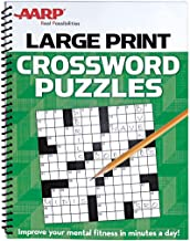 AARP Large Print Crossword Puzzles PDF