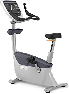 Precor UBK 815 Commercial Upright Exercise Bike with P10 Console (Certified Refurbished)
