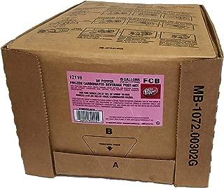 FCB Dr. Pepper 5 Gallon Bag in Box Soda Syrup
