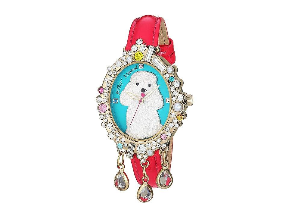 Betsey Johnson - Betsey Johnson 37BJ00682-02BX Poodle Dog