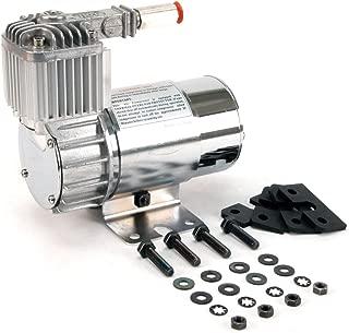 VIAIR 10016 100C Chrome Compressor Kit with Omega Style Mounting Bracket