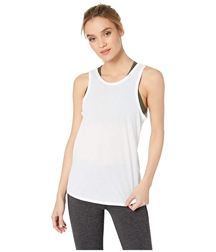 Hurley Dri-FIT Cami Tank (White) Women