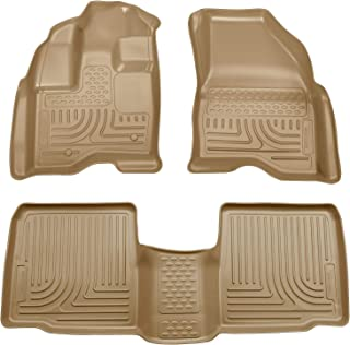 Husky Liners Front & 2nd Seat Floor Liners Fits 09-16 MKS
