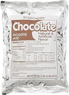 callebaut chocolate mousse mix