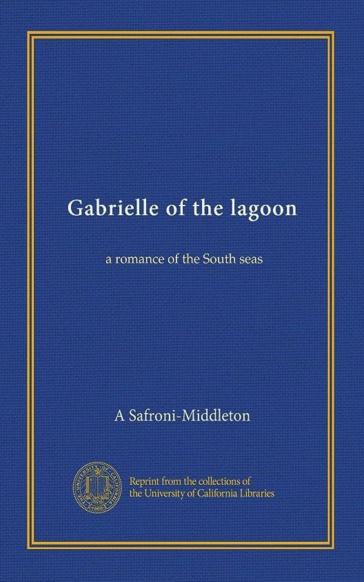 説明的フィードプレゼントGabrielle of the lagoon: a romance of the South seas