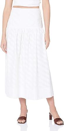LOVER Women's Lotus MIDI Skirt