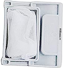 LSRP'S Universal Fit™ LG Fully automatic Washing Machine Lint Filter(Grey 7.0x6.5cm) - Old Models - Light Grey