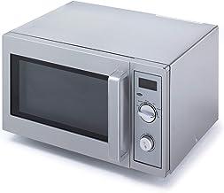 Microondas Manual Inox. Potencia: 1000 W. Medidas: 52X44X31 CM