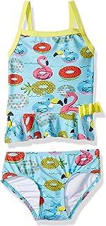 Kiko & Max Baby-Girls Tankini Bathing Suit Swim Suit Two Piece Bikini