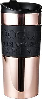 Bodum 11068-18S Travel Mug, 12 oz, Gold