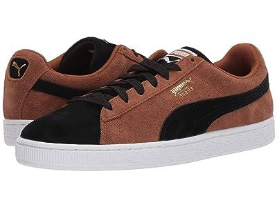 PUMA Suede Classic (Dachsund/Puma Black/Puma White) Shoes