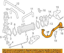 Mercedes OEM 10-17 Sprinter 2500 3.0L-V6 Emission-Connector Tube 6421402108