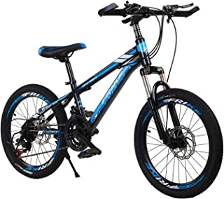 Homeland Hardware 26 Inch Adult Mountain Bike, Aluminum, 21-Speed Shimano Transmission with Suspension, Dual Disc Brakes