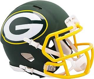 Riddell Green Bay Packers AMP Alternate Revolution Speed Mini Football Helmet - NFL Mini Helmets