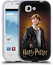 Official Harry Potter Ron Weasley Chamber of Secrets IV Soft Gel Case Compatible for ZTE Blade C2 Plus
