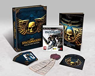 Warhammer 40.000 Space Marine Collector's Edition (Germany)