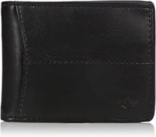 Dockers Men's Extra Capacity Slimfold Wallet