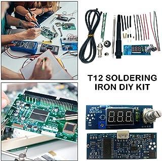 Goodtimera T12 - Kit de Soldadura para Soldador T12 (Cabezal estándar)
