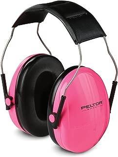 Peltor Sport Earmuffs, Pink, Small, 1/Pack
