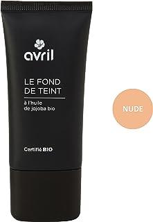 Aprile di fondotinta Certificato Bio Nude 30ml