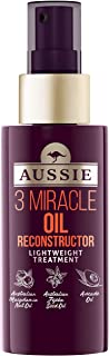 Aussie 3 miracle oil reconstructor Light Weight treatment