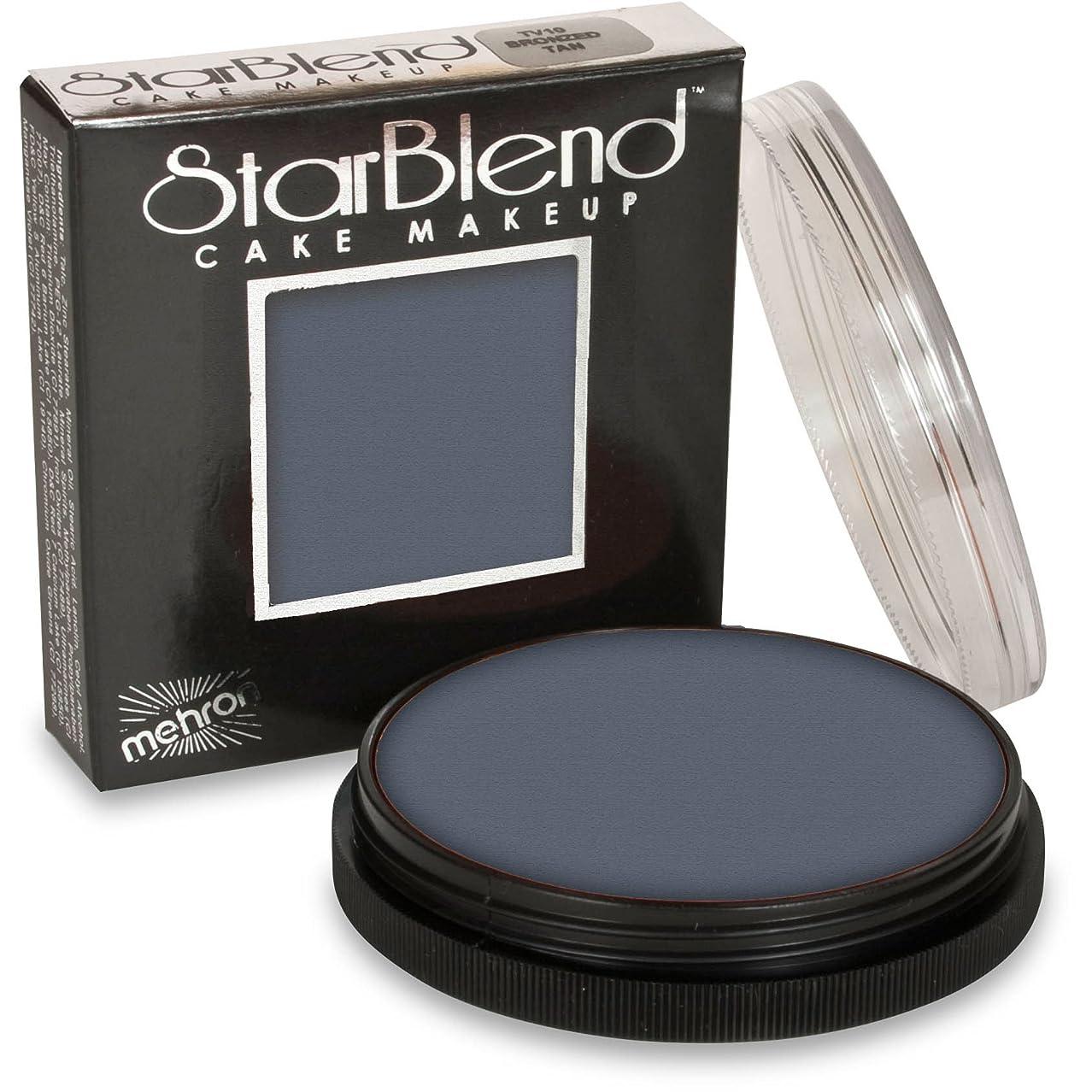 運河チョーク分割mehron StarBlend Cake Makeup Light Grey (並行輸入品)