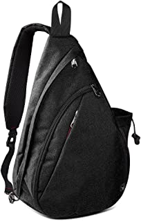 OutdoorMaster Sling Bag - Crossbody Backpack for Women & Men
